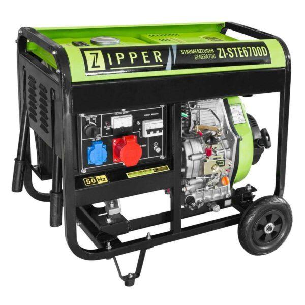 Zipper Stromerzeuger ZI-STE6700D