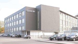 Gedore Hauptquartier in Remscheid