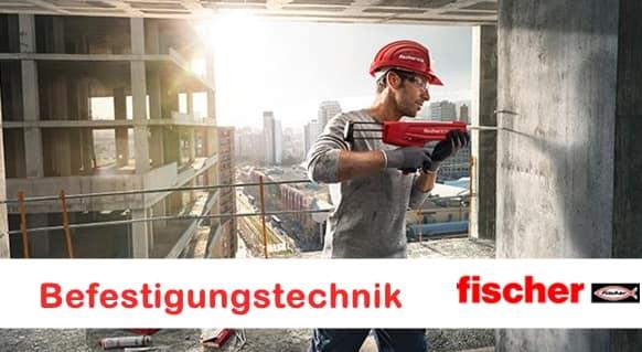 Fischer Befestigungstechnik Dübel
